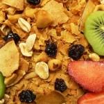 Cereales y frutas