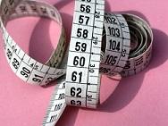 Cinta de medición.
