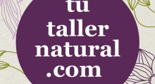 tu taller natural banner