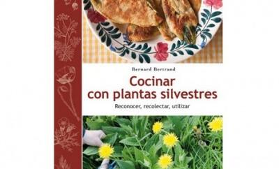 portada libro cocinar con plantas silvestres